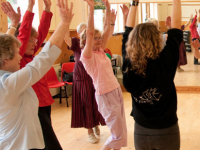 Dance Initiative To Get People Over 55 Moving