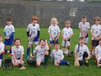 Tralee Parnells U7 Boys and Girls after a fantastic game against Kilmoyley