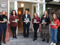 Mieke Vanmechelan, Aine Moriarty, Grace O' Donnell, Julie Jay, Kate Kenneally, Ailbhe Keoghan
